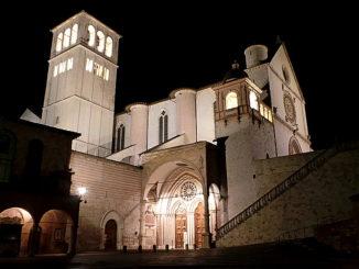 Serata di Fraternità per l'Ordine Francescano Secolare di Assisi