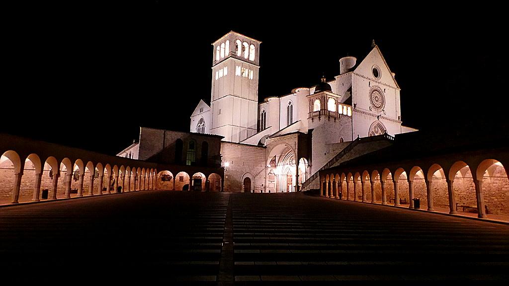 Ordine Francescano Secolare del Sacro Convento di Assisi, spostata serata Fraternità