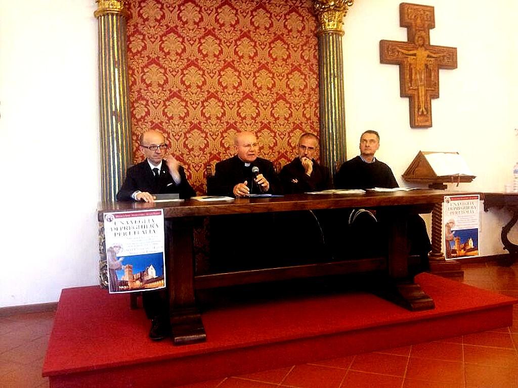 San Francesco patrono d'Italia, dalla veglia al concerto –