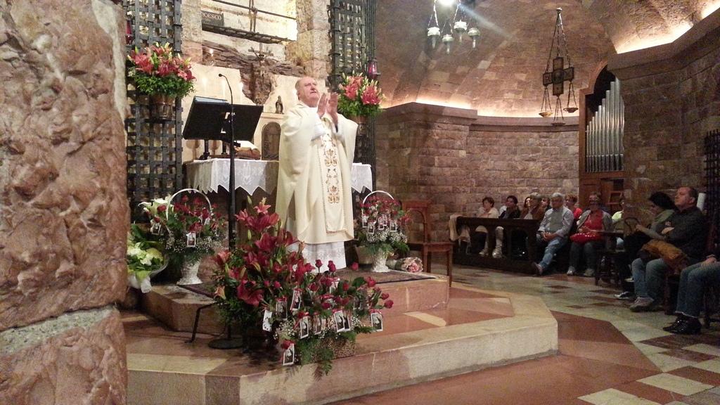 Adorazione in Tomba martedì 27 giugno alle ore 21