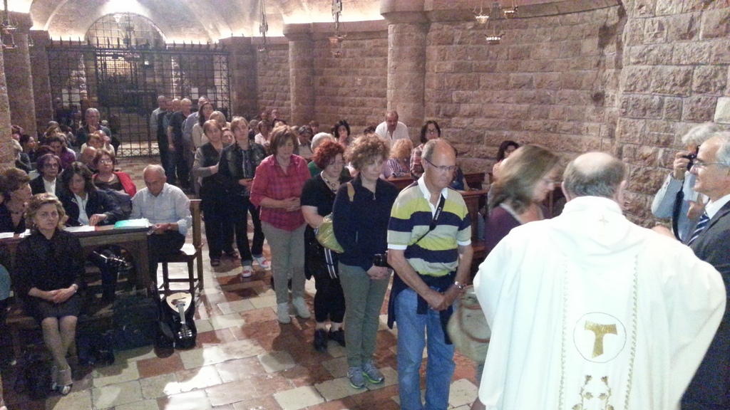 Serata di preghiera in Tomba martedì 17 al Sacro Convento di Assisi