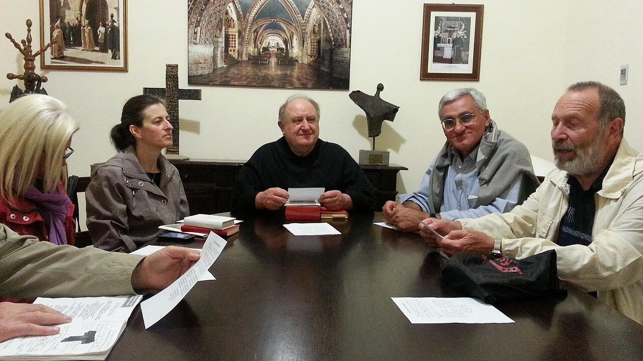 Serata di Fraternità, incontro martedì 3 maggio 2016 ad Assisi