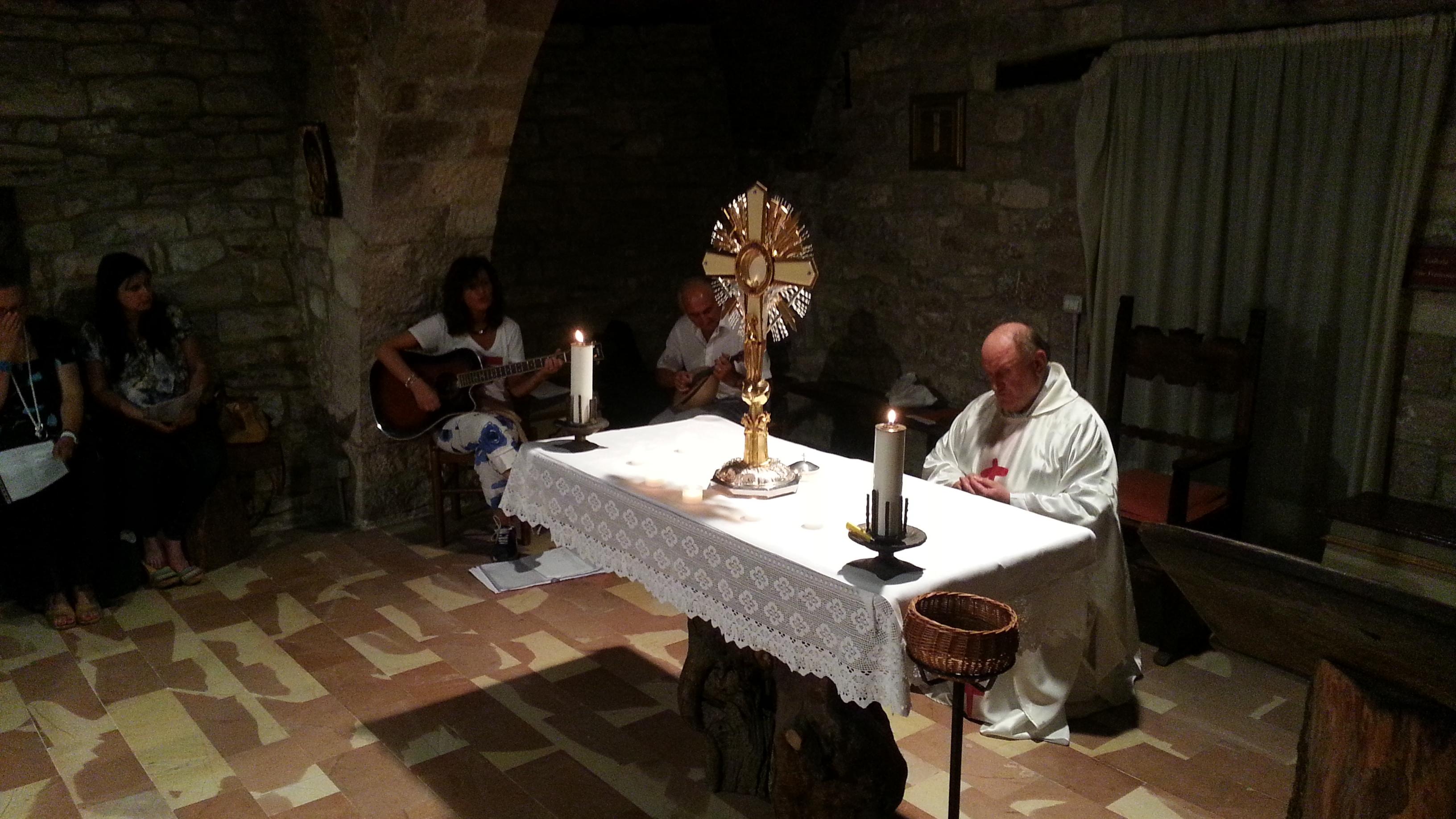 Prossimi appuntamenti dell'Ordine Francescano e della Milizia