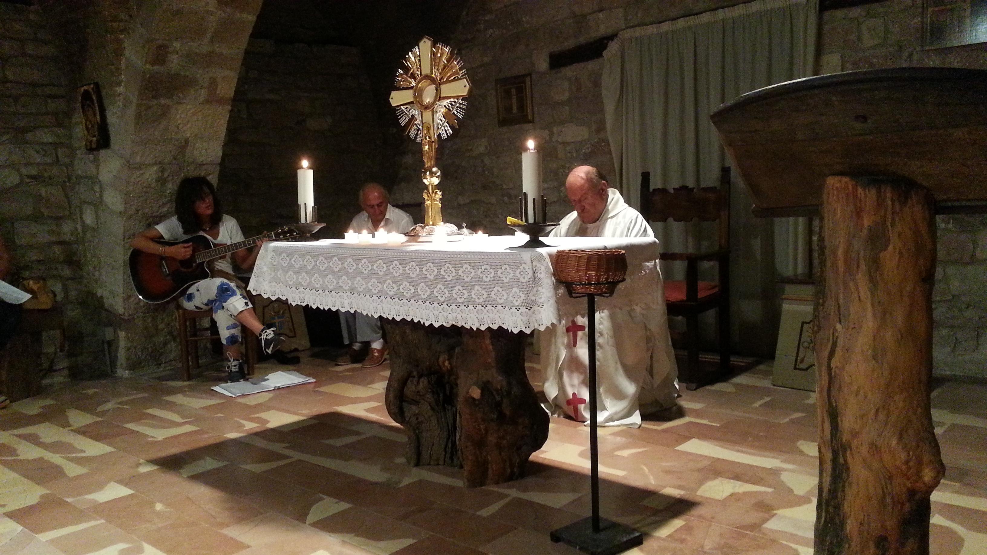 Festa della patrona Santa Elisabetta dell'Ofs e iniziazioni in Fraternità