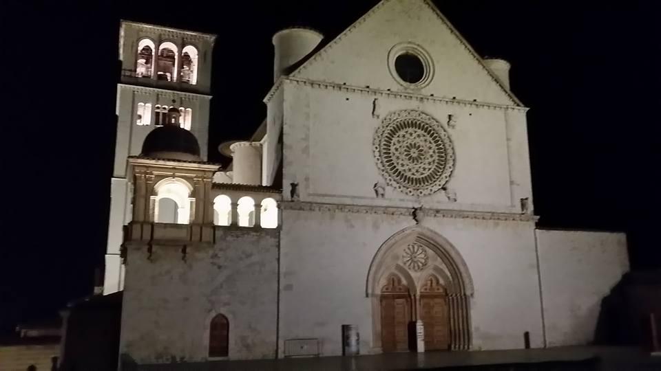 Conclusione della novena ad Assisi invitati i Francescani Secolari, 2 ottobre