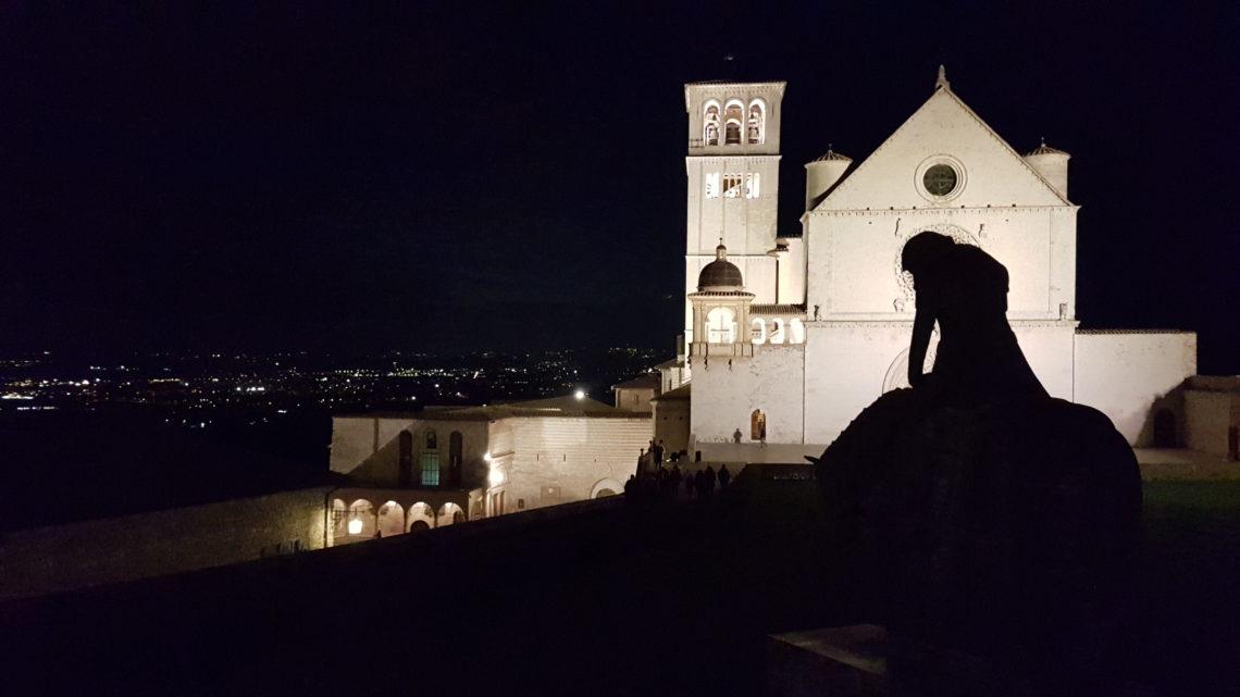 Martedì 27 novembre 2018 adorazione in Tomba al Sacro Convento di Assisi